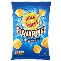 Hula Hoops Flavarings Salt & Vinegar