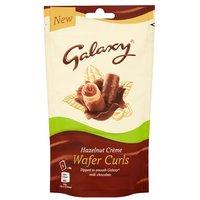 Galaxy Wafer Curls Hazlenut Creme Bag