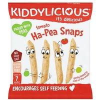 Kiddylicious Tomato Ha-Pea Snaps