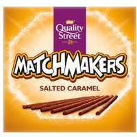 Quality Street Salted Caramel Matchmakers