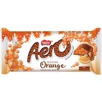 Aero Orange Festive Block