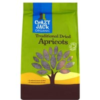 Crazy Jack Organic Dried Apricots