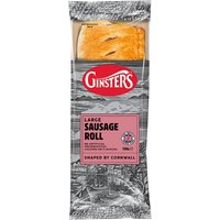 Ginsters Large Sausage Roll