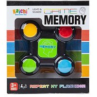 Sound & Light Memory Game