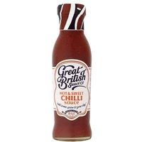 Great British Sauce Company Hot & Sweet Chilli Sauce