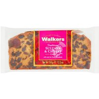 Walkers Genoa Cake Sultana and Cherry