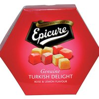 Epicure Rose & Lemon Turkish Delight
