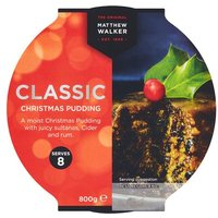Matthew Walker Classic Christmas Pudding Large
