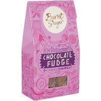 Burnt Sugar Chocolate Crumbly Fudge