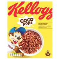 Kelloggs Coco Pops Smaller Size