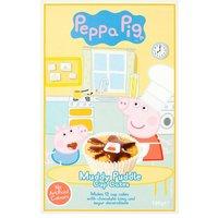 Peppa Pigs Muddy Puddle Cupcake Mix