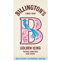 Billingtons Natural Golden Icing Sugar