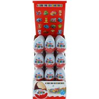 Kinder Surprise Chocolate Egg x 48