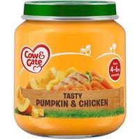 Cow & Gate 4 Month Pumpkin Carrot & Chicken Jar