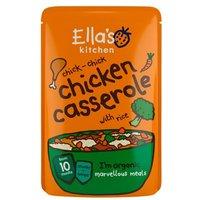 Ellas Kitchen 10 Month Chicken Casserole With Rice