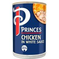 Princes Chicken In White Sauce