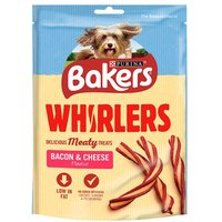 Bakers Whirlers Bacon & Cheese