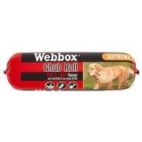 Webbox Super Supreme Chubs Beef & Lamb