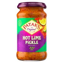 Pataks Hot Lime Pickle