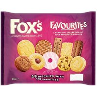 Foxs Favourites Selection