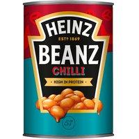 Heinz Beanz Fiery Chilli