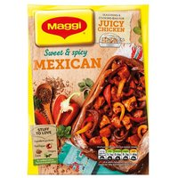 Maggi So Juicy Mexican Chicken