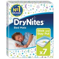 Huggies Drynites Bed Mats 7 Pack