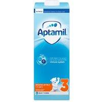 Aptamil Growing Up Milk 1-2 Years Ready To Use Carton.