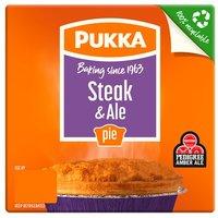 Pukka Pies Steak & Ale