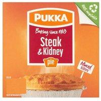 Pukka Pies Steak & Kidney