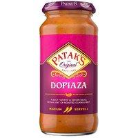 Pataks Dopiaza Sauce