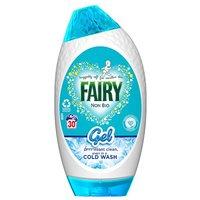 Fairy Excel Gel Non Bio 24 Wash