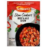 'Schwartz Slow Cooker Beef & Ale Stew