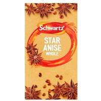 Schwartz Star Anise Whole Refill