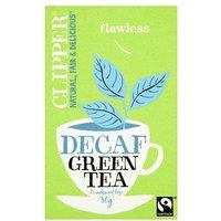 Clipper Decaffeinated Green Tea 20 Teabags