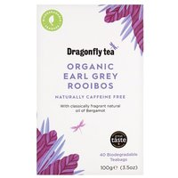 Dragonfly Rooibos Earl Grey 40 Teabags