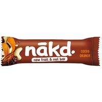 Nakd Cocoa Orange Gluten Free Bar