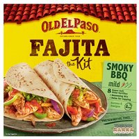 Old El Paso Smoked Barbeque Fajita Dinner Kit