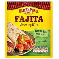 Old El Paso Smoked Barbeque Fajita Spice Mix