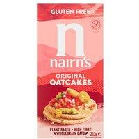 Nairns Gluten Free Oat Cakes
