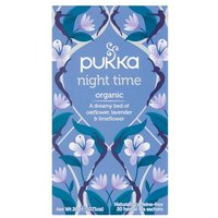 Pukka Organic Night Time Tea 20s
