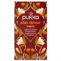 Pukka Organic After Dinner Tea 20s
