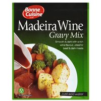 Crosse And Blackwell Bonne Cuisine Madeira Wine Gravy Sauce