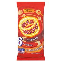 Kp Hula Hoops Meaty 6 Pack