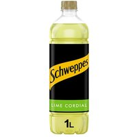 Schweppes Lime Cordial