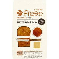 Doves Farm Foods Gluten Free Brown Bread Flour