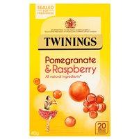 Twinings Pomegranate & Raspberry Caffeine Free Tea 20