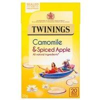 Twinings Camomile & Spiced Apple Tea Caffeine Free 20
