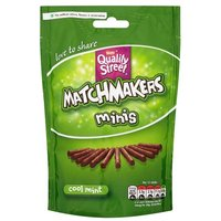 Nestle Quality Street Matchmakers Mint Minis Pouch