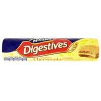 McVities Cheesecake Creams Lemon
